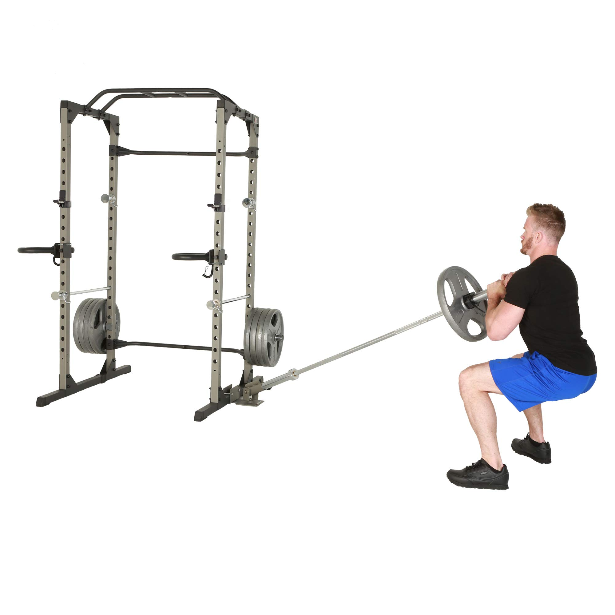 Fitness Reality 2819 Attachment Set for 2''x2'' Steel Tubing Power Cages by Fitness Reality (Image #7)