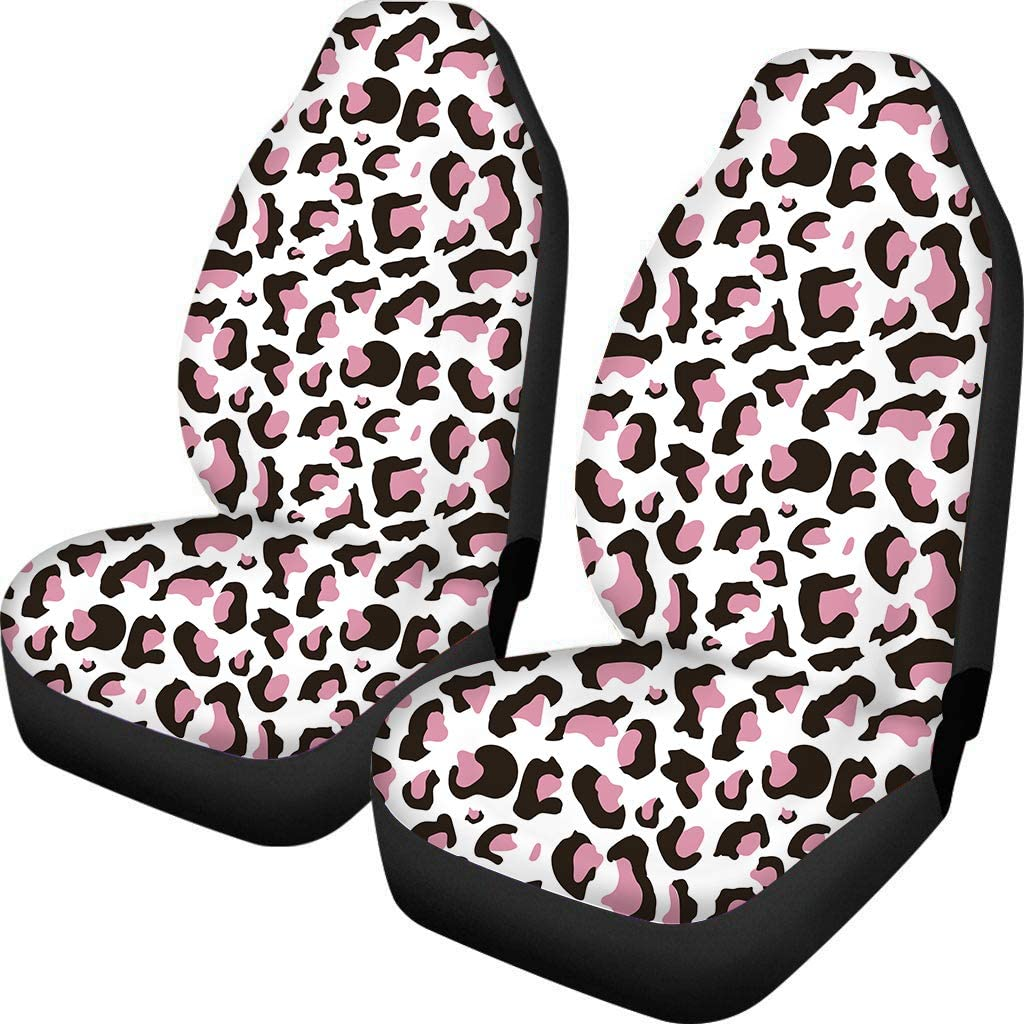Salabomia 2 Piece Towel Seat Covers for Cars Auto Aztec Tribal Comfort Car Seat Protector Cushion Bags Fabric Bench Car Seat Cover Universal for SUV Sedan Truck Jeep
