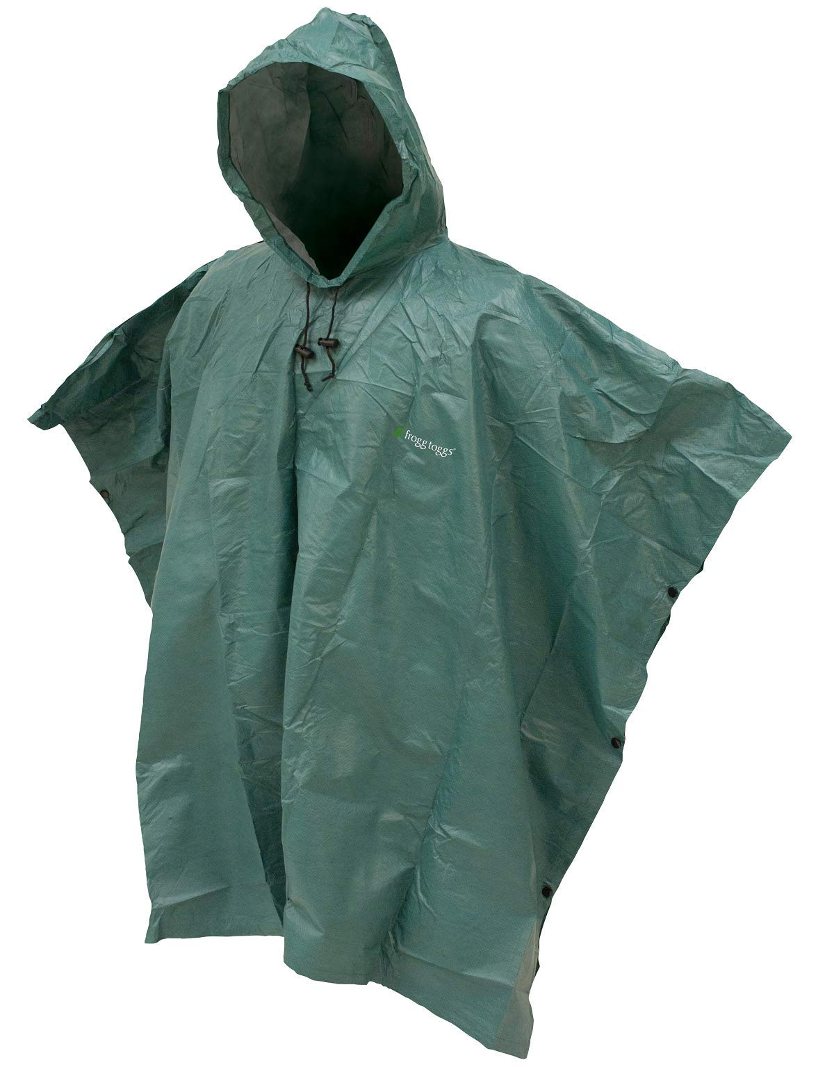 FROGG TOGGS Men's Standard Ultra-Lite2 Waterproof Breathable Poncho