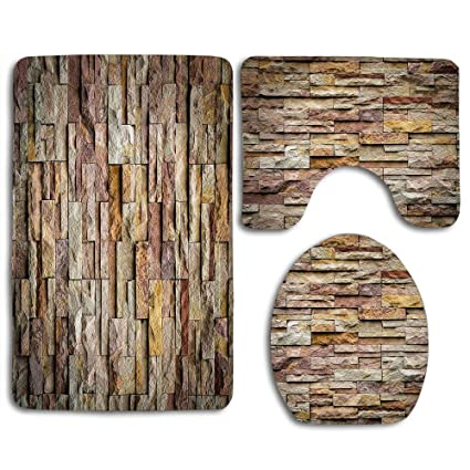 Amazon.com: EnmindonglJHO Marble Urban Brick Slate Stone ...