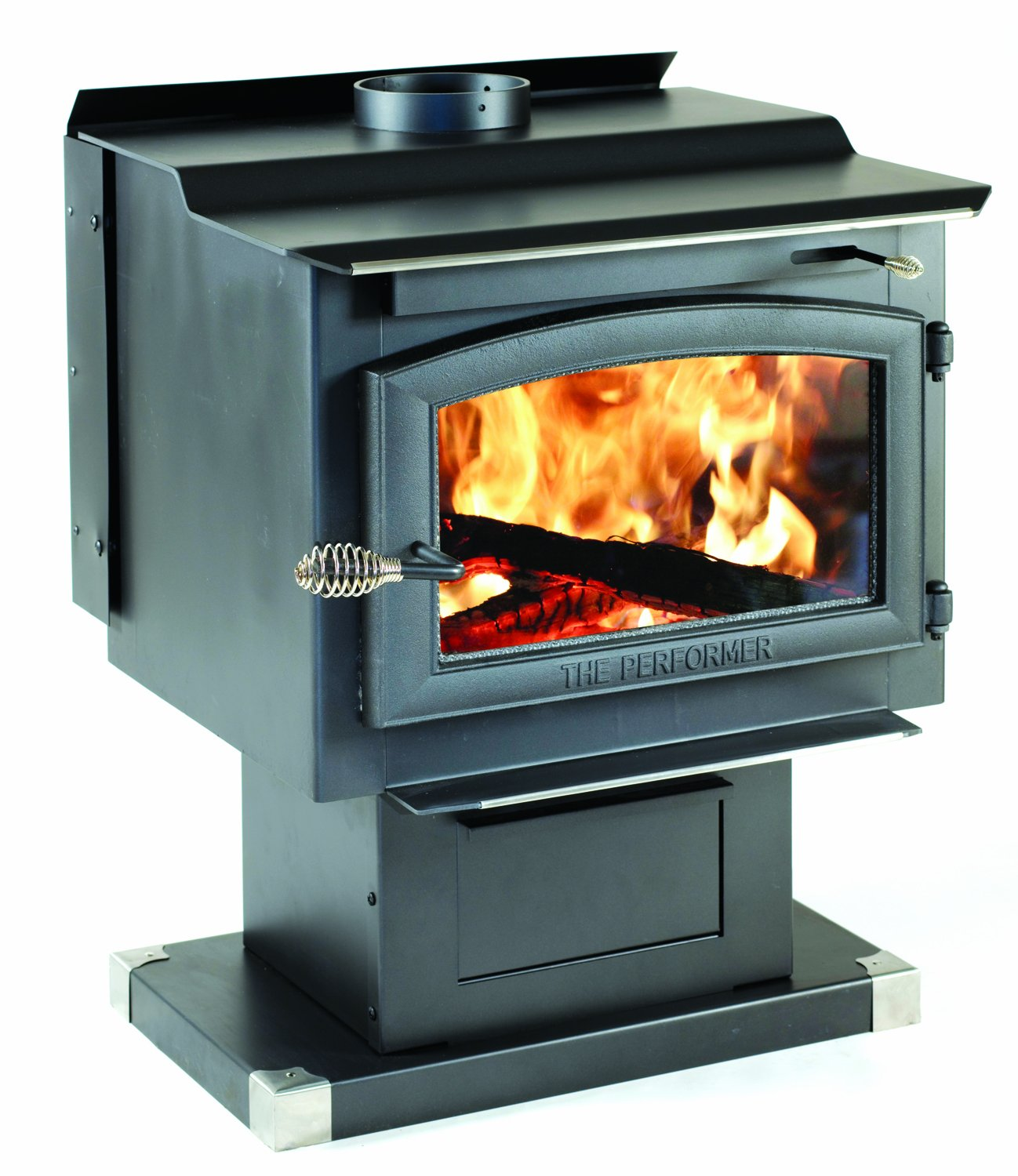 - Amazon.com: Vogelzang TR009 Performer EPA Wood Stove: Home & Kitchen
