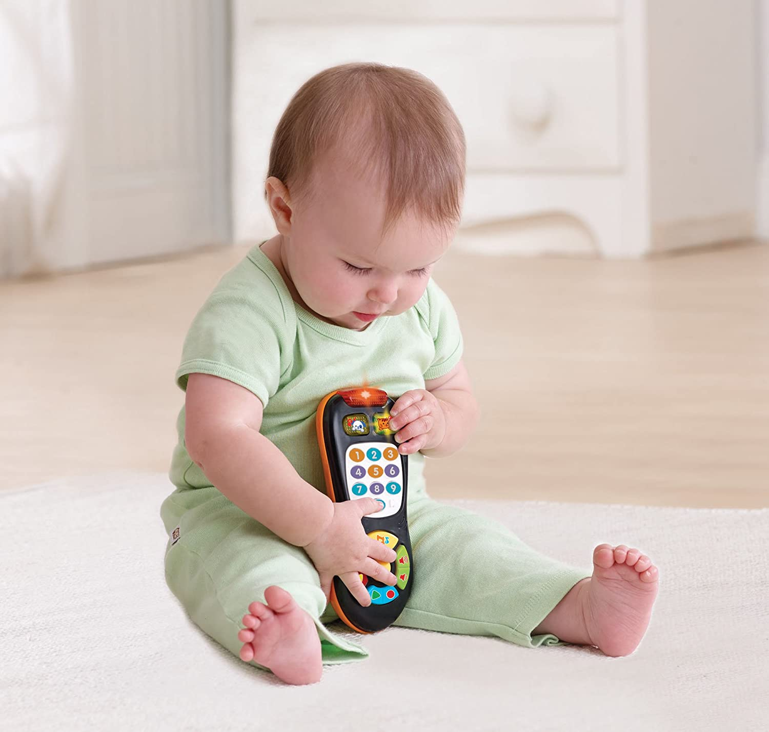 Amazon VTech and Count Remote Toys & Games