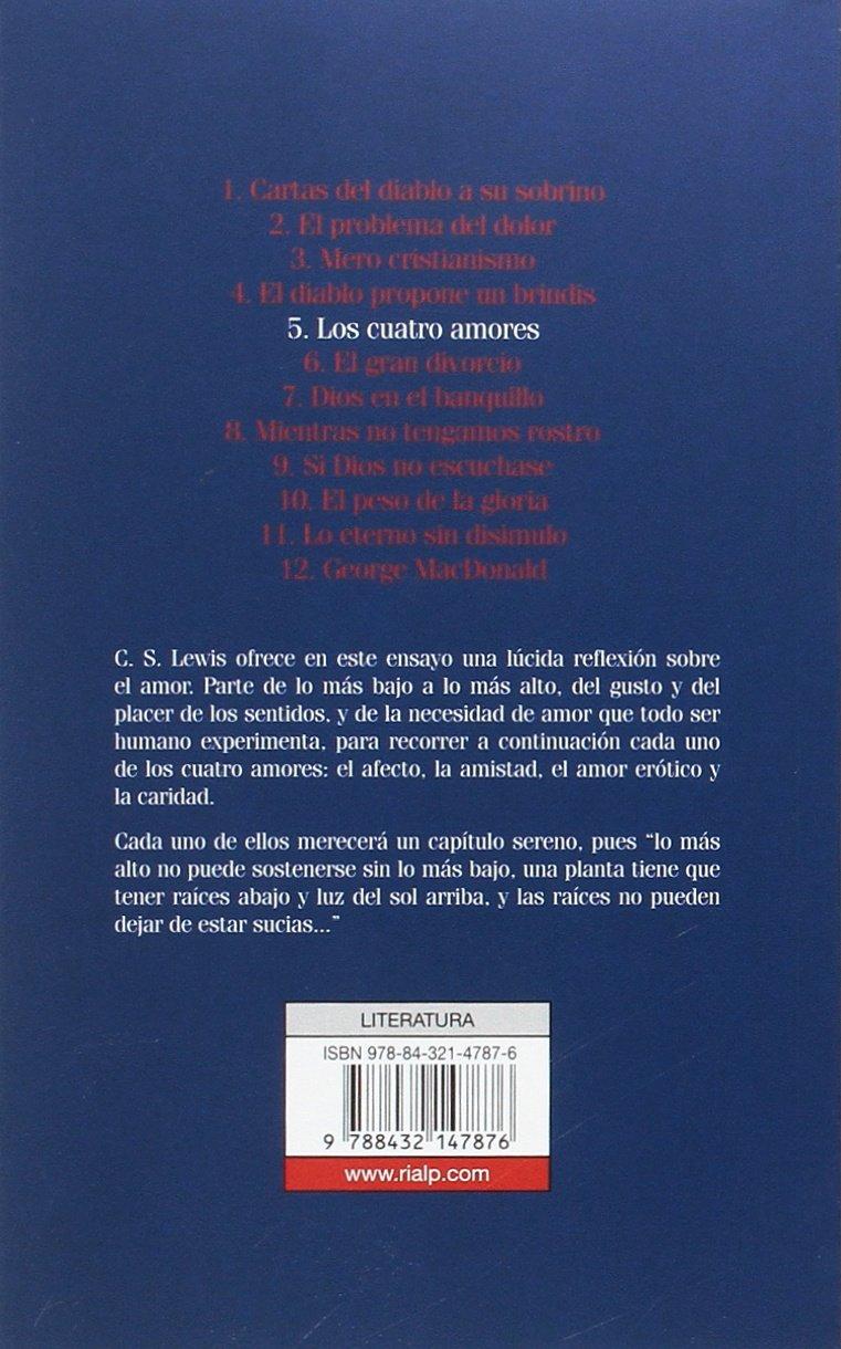 Los cuatro amores: C. S. Lewis: 9788432147876: Amazon.com: Books
