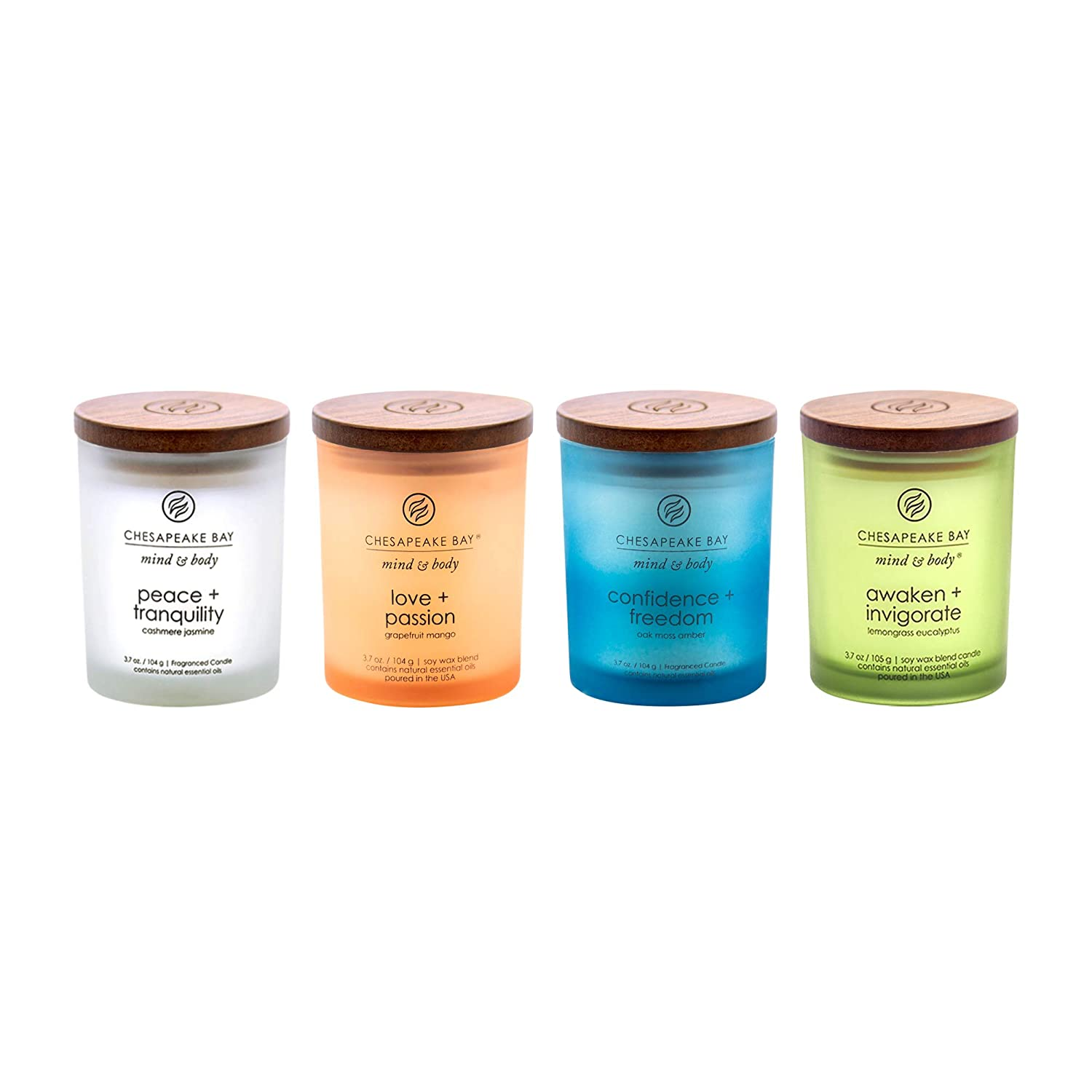 Amazon Chesapeake Bay Candle Mind & Body Small Scented Candle