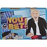 Ellen's Games You Bet Game, Ellen DeGeneres Challenge For 4 Players Ages 8 & Up