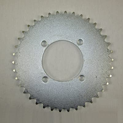 Kandi OEM Rear Chain Sprocket for 110cc and 125cc GoKarts : Sports & Outdoors