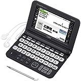カシオ 電子辞書 エクスワード 生活・教養モデル XD-K6700BK ブラック コンテンツ140