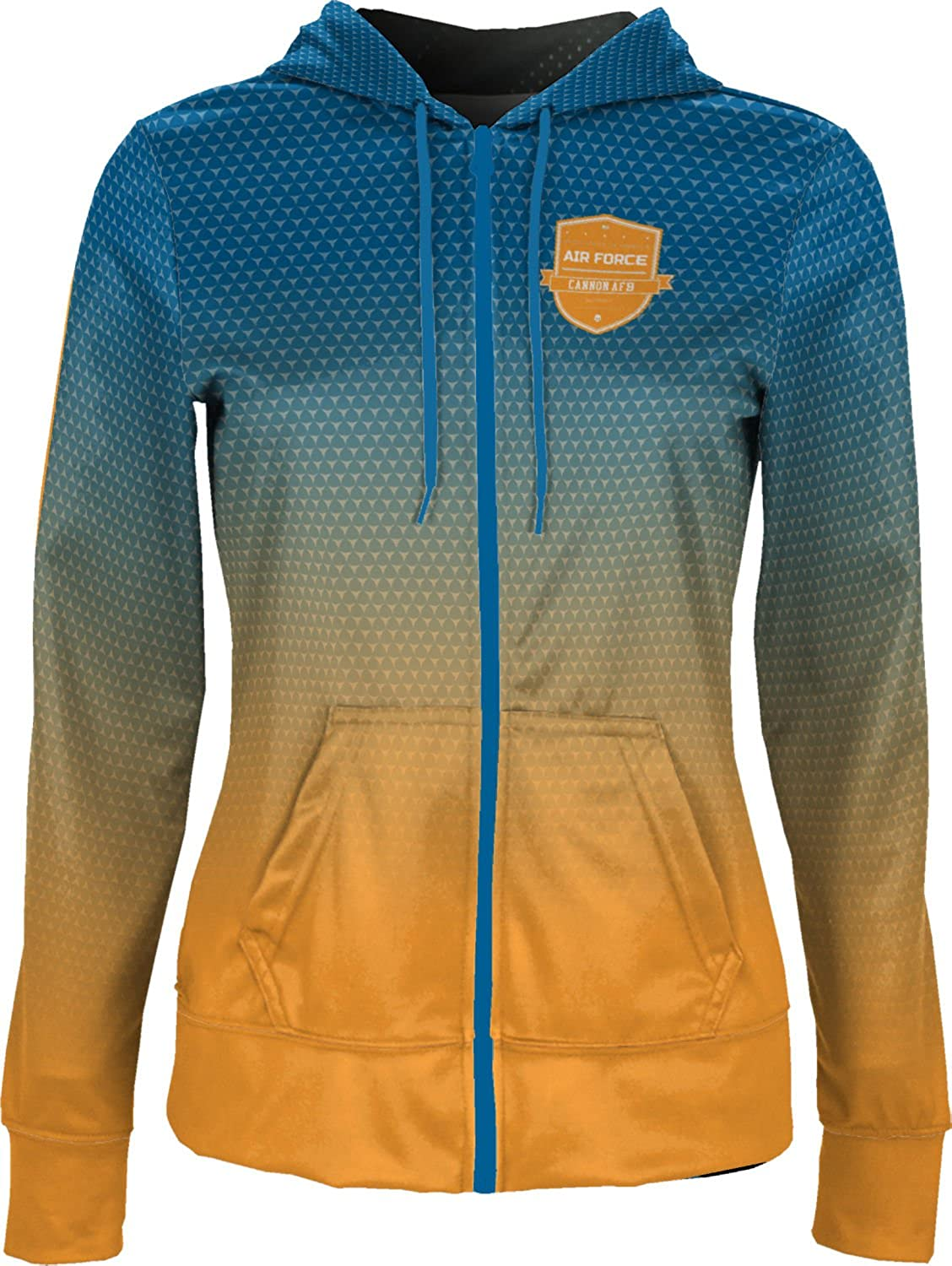 ProSphere Women's Cannon AFB Military Zoom Fullzip Hoodie