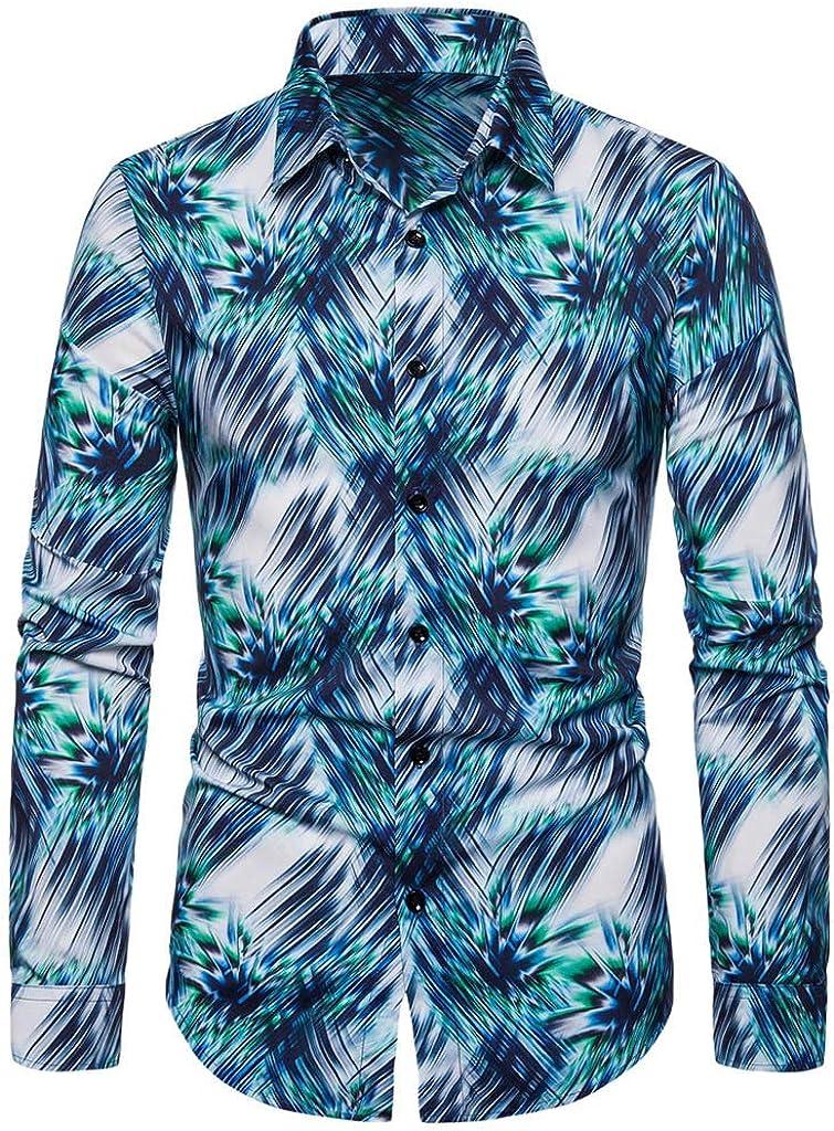 Poachers Camisas de Hombre Verano Camisas Hawaianas ...