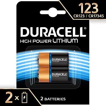 Paquete con 2 baterías Duracell especiales para fotografía, de ...