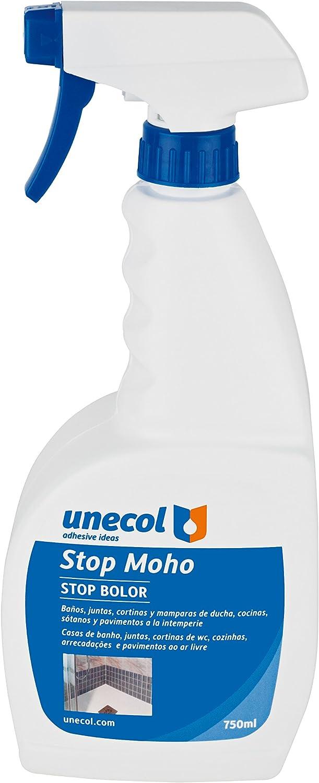 Unecol 331 Limpiador para moho (espray), Transparente, 750 ml ...
