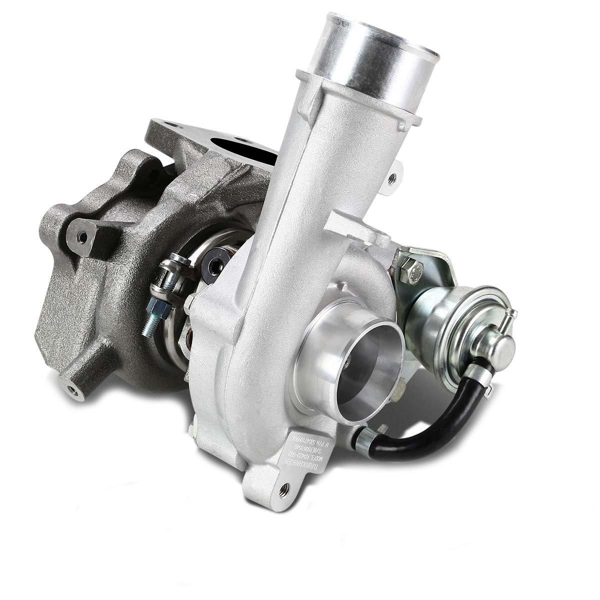 HJL Turbo - Turbocompresor para Mazda 3, 6, 2,3 L, MPS, MZR, DISI 53047109901, K0422-882: Amazon.es: Coche y moto