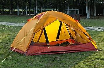 Etagenbett Camping : Dong ultralight wandern zelt außen doppel etagenbett camping zelte