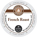 Barista Prima Coffee House French Roast Darkest Roast Coffee 24 K-Cups 96 count