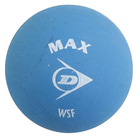 Pelota de squash Max, azul: Amazon.es: Deportes y aire libre