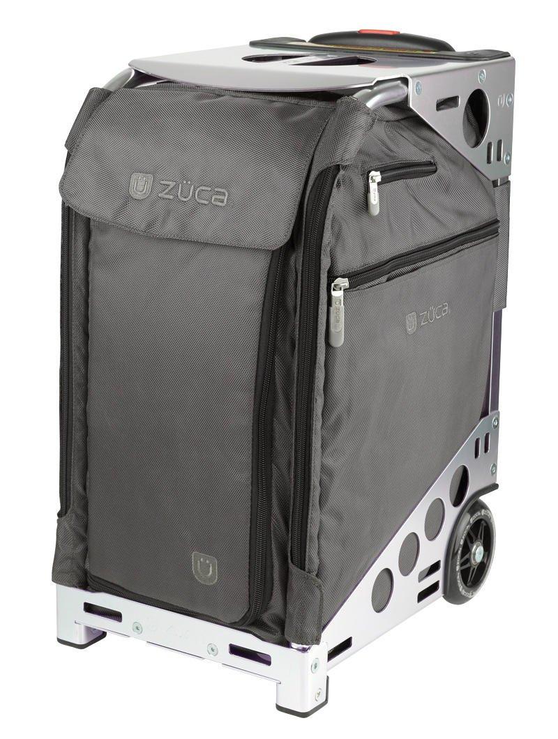 Züca Pro Travel - el maletín sentarse (Graphite Grey / Acero ...