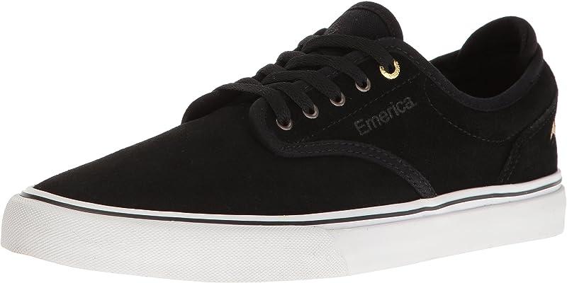 Emerica Wino G6 Sneakers Skateboardschuhe Herren Schwarz/Weiß