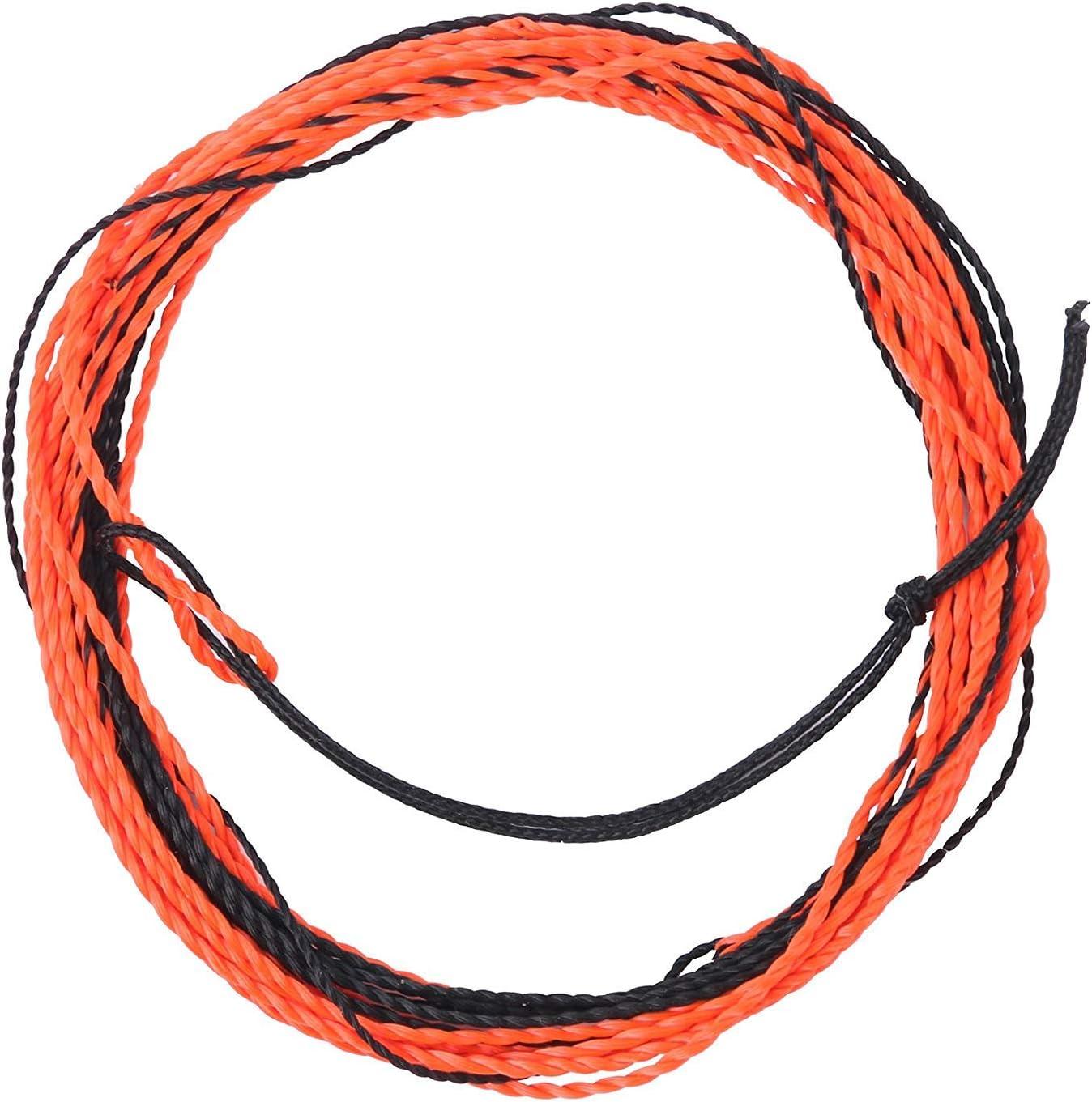 3 Farbe Geflochtene Nylon-Schnur in 11//12//13 FT MAXIMUMCATCH Angelschnur Tenkara Schnur