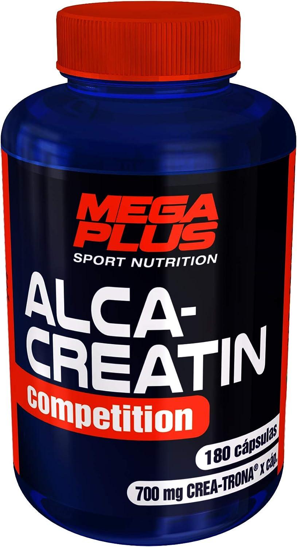 MEGA PLUS ALCA-CREATIN® - Complemento alimenticio a base de ...