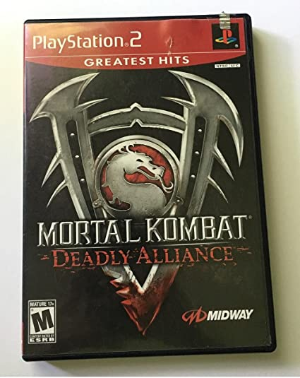 Amazon.com: Mortal Kombat: Deadly Alliance - PlayStation 2: Unknown: Video Games