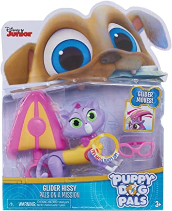 Puppy Dog Pals Light Up Pals Hissy with Glider
