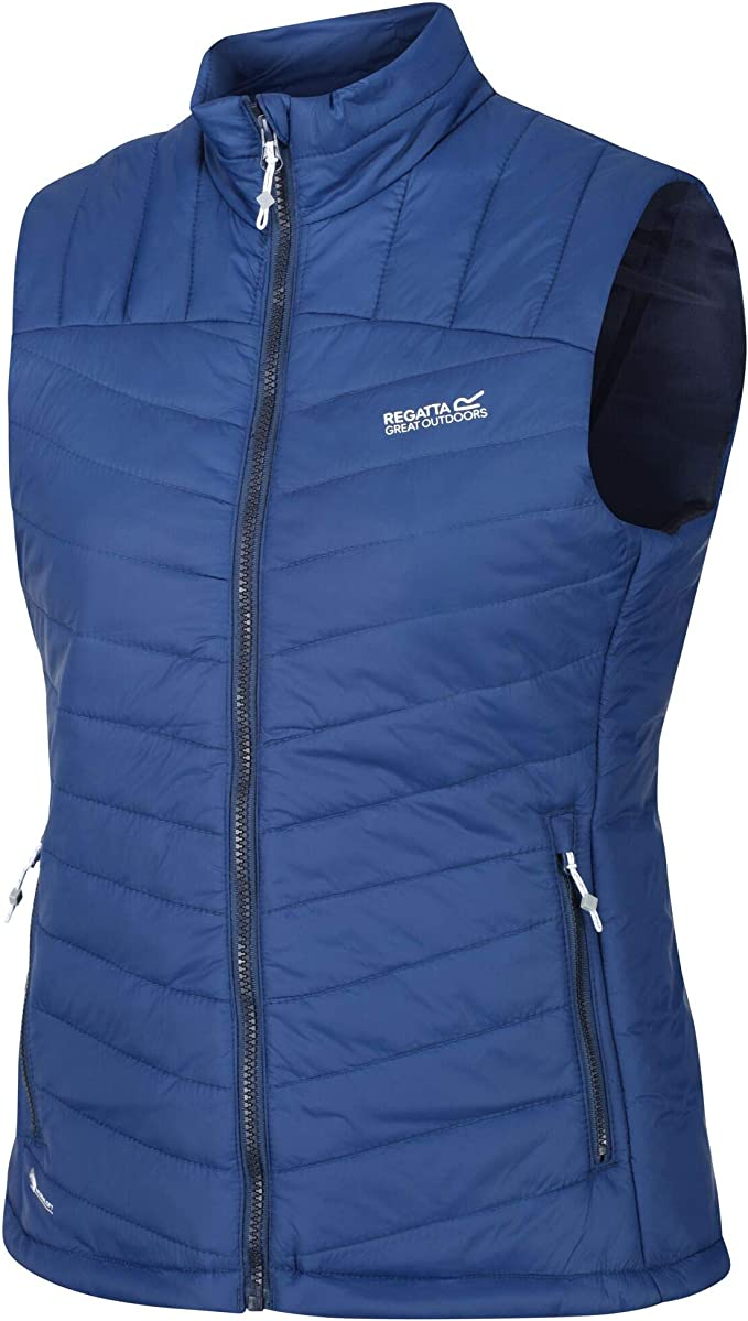 Regatta Womens//Ladies Freezeway Insulated Quilted Padded Jacket Lightweight