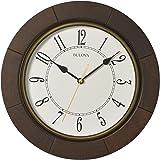 Bulova Decor Wall Clock, Cherry Hill Cherry