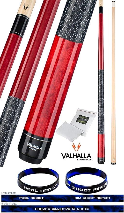 Viking Valhalla 2 Piece Pool Cue Stick
