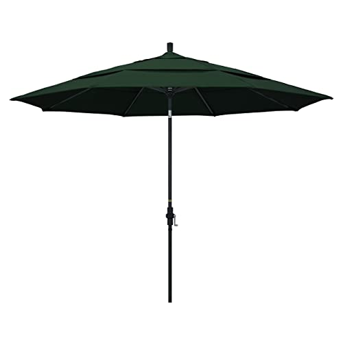 California Umbrella 11' Round Aluminum Market Umbrella