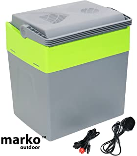 7fc18172e72 30L Litre Capacity Electrical Coolbox 240V AC   12V DC Electric Cool Box  Cooler