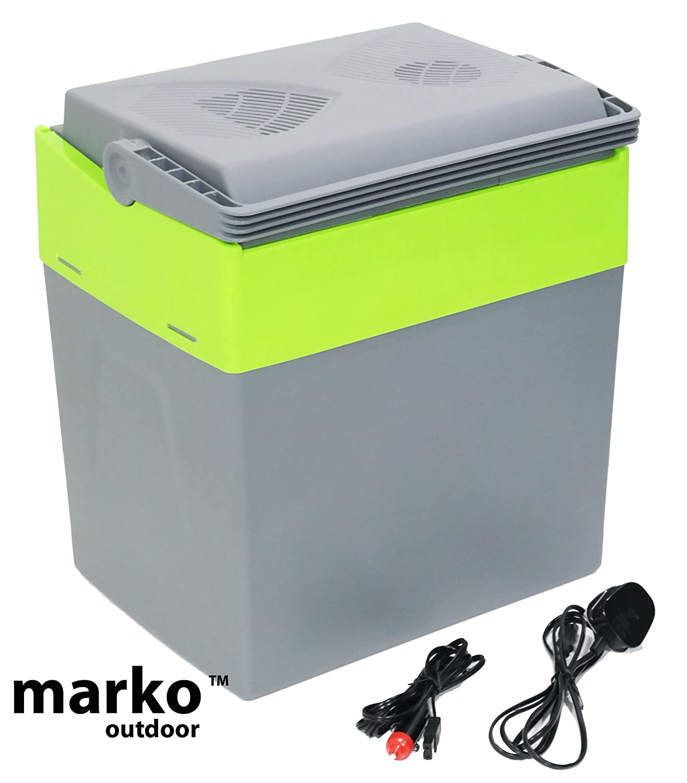 30L Litre Capacity Electrical Coolbox 240V AC u0026 12V DC Electric Cool Box Cooler Amazon.co.uk Sports u0026 Outdoors  sc 1 st  Amazon UK & 30L Litre Capacity Electrical Coolbox 240V AC u0026 12V DC Electric ... Aboutintivar.Com
