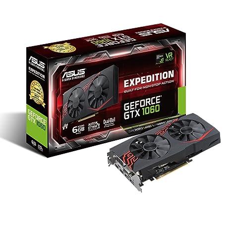 Asus Expedition GeForce GTX 1060 OC 6GB GDDR5: Amazon.es ...