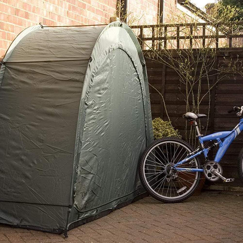 Bike Storage Protective Cover Tent Shed for Garden//Outdoor//Home Shelter Festnight Bike Tent Durable Weatherproof Bicycle Cover