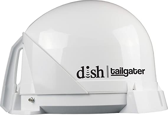 Review KING DT4400 Dish Tailgater