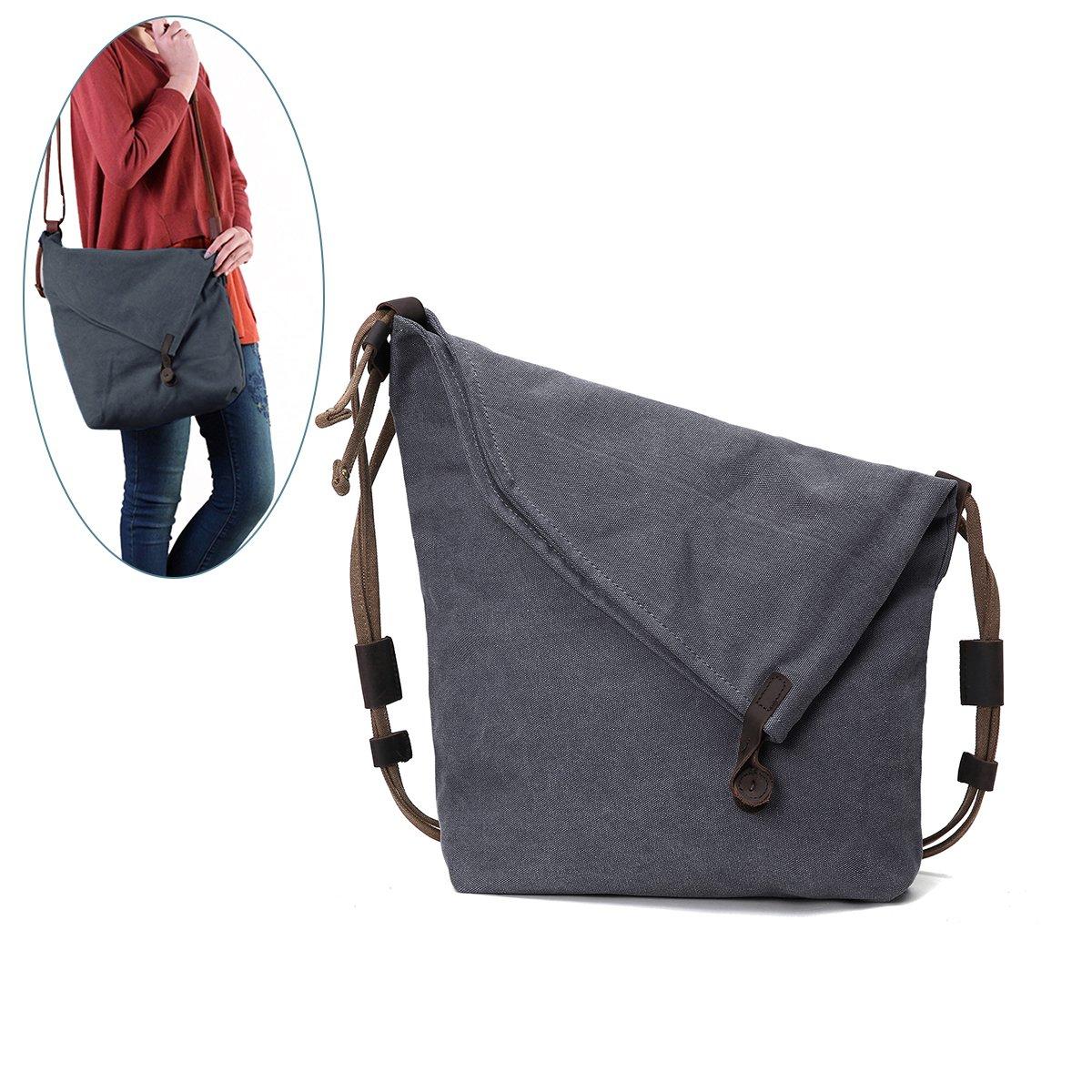 8095a2da17 Amazon.com  Retro Canvas Bag