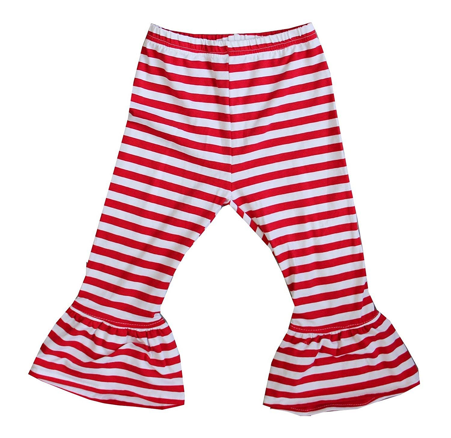 Kirei Sui Baby Xmas Red White Stripes Pants BTS27