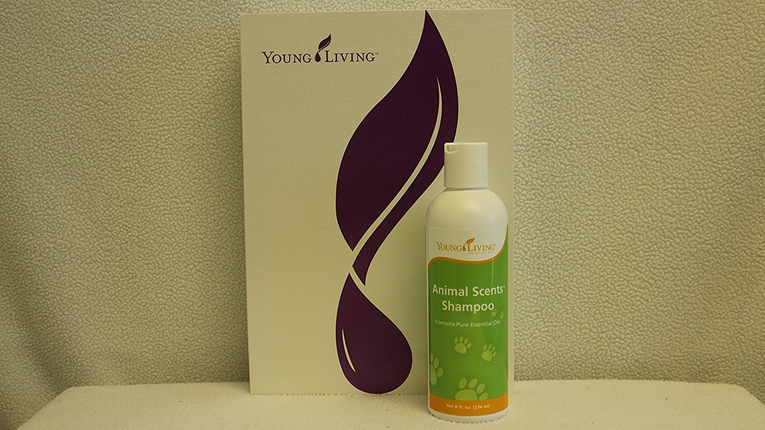Animal Scents Pet Shampoo 8 fl oz by Young Living Essential Oils