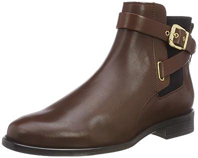 buy online 348dd 54004 Buffalo Damen Aqua Sky Sauvage Leather Stiefeletten