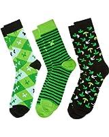 Minecraft Socks 3 Pack