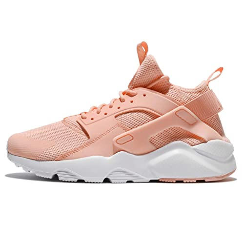premium selection 9c73f 0e3f5 Zapatillas Nike - Air Huarache Run Hultra BR NaranjaNaranjaBlanco Talla  43 Amazon.es Zapatos y complementos