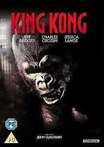 King Kong [DVD] [Region 2]