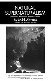 abrams the mirror and the lamp