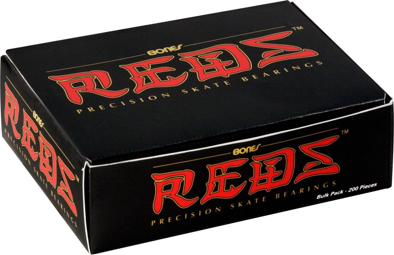 Bones Reds Bearings Bulk Pack of 200 Bearings