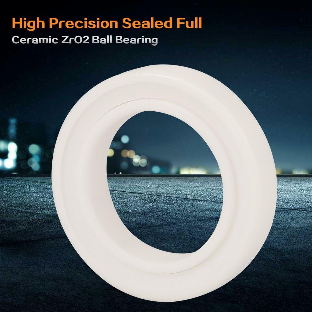 6803-2RS 17x26x5mm Cuscinetto a Sfera di Alta Precisione con Cuscinetti a Sfera ZrO2 Sigillato di Alta Precisione Wifehelper Cuscinetto a Sfere