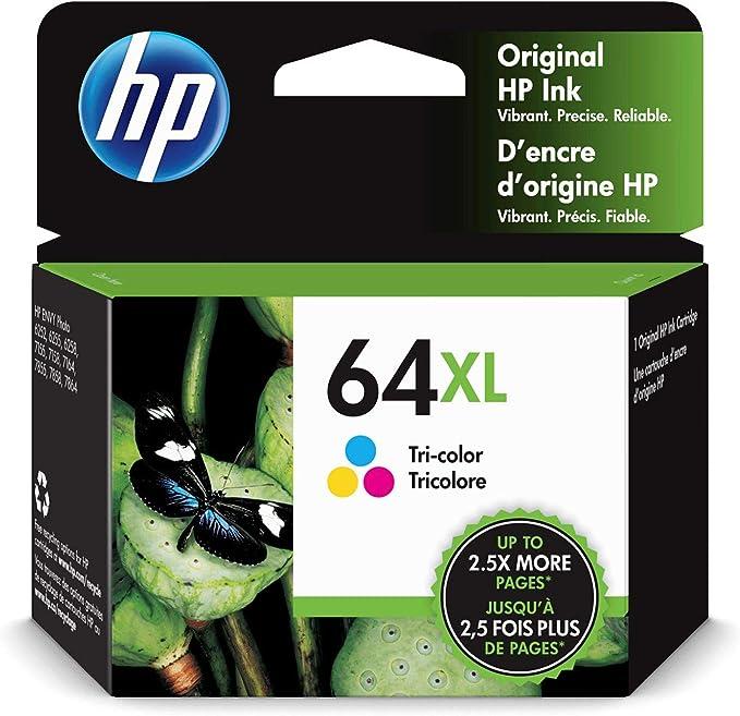 D8J45AE HIGH CAPACITY INK CARTRIDGE VALUE TWIN PACK GENUINE HP BLACK HP 301XL