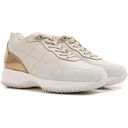 Hogan Sneaker Interactive Bianco Donna  Amazon.co.uk  Shoes   Bags 2de6d1e850f