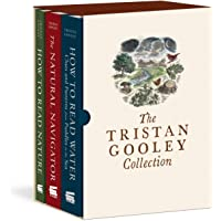 The Tristan Gooley Collection: How to Read Nature, How to Read Water, and The Natural Navigator