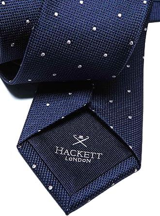 nouveau sommet quantité limitée Royaume-Uni Hackett London - Cravate - Homme - Bleu - taille unique ...