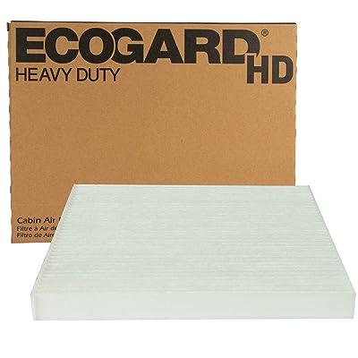 ECOGARD XC10606HD Premium Heavy Duty Truck Cabin Air Filter Fits Freightliner Cascadia 2008-2020, Century Class 1996-2011, Columbia 2000-2015, Coronado 2001-2020: Automotive