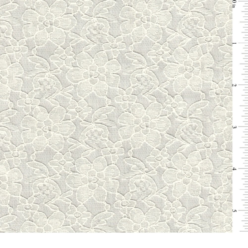 60 White Lace 15 Yards Wholesale By The Bolt